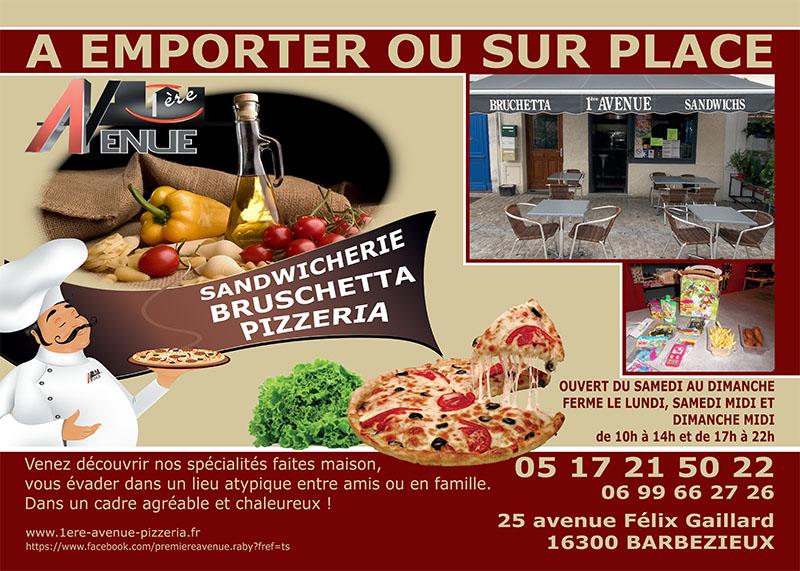 1er Avenue Pizzeria
