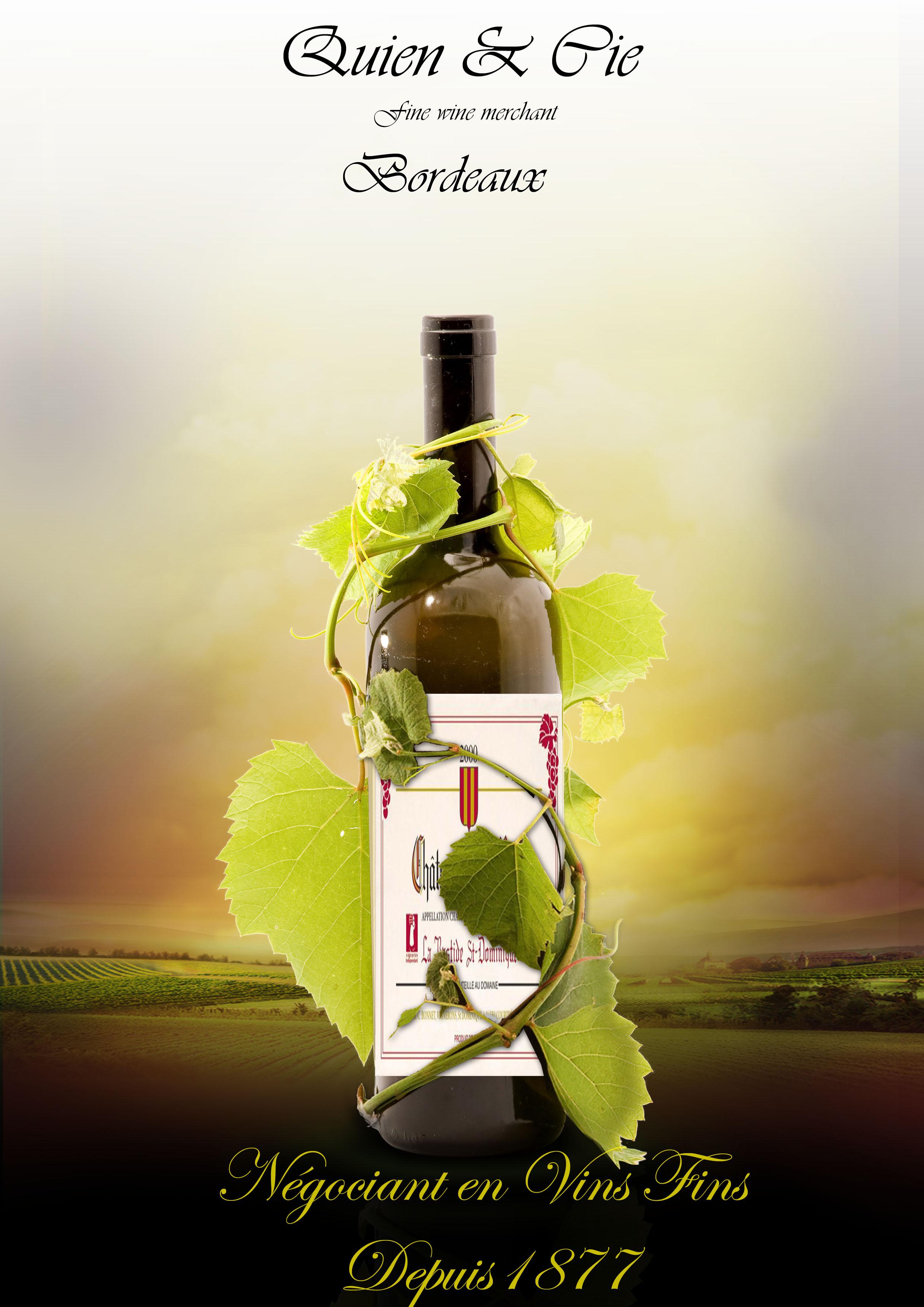 Quien Wine