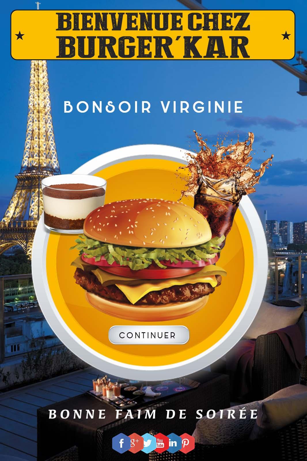 Burger Kar