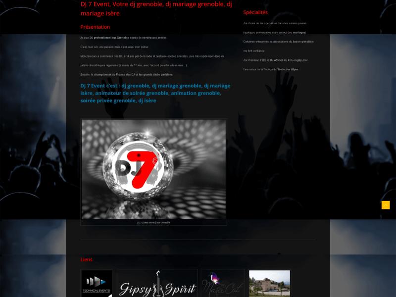 DJ7 Event