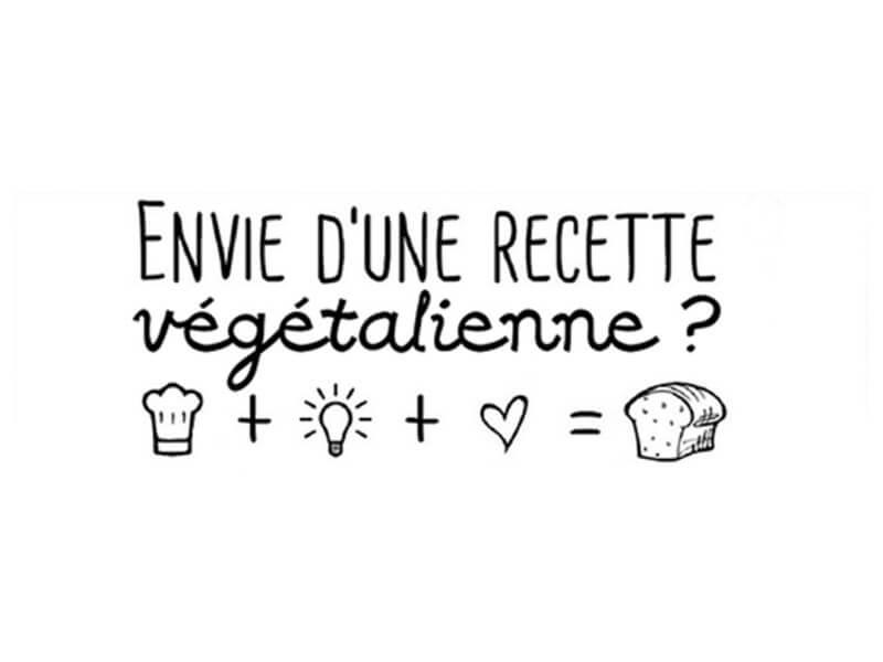 Envie D'une Recette Végétalienne