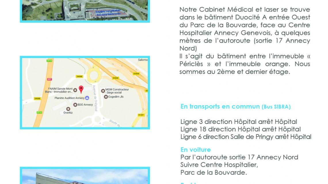 Cabinet Médical & Laser