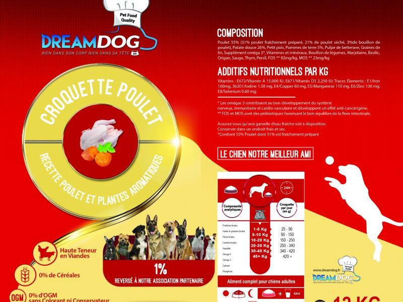 Croquette Dream Dog
