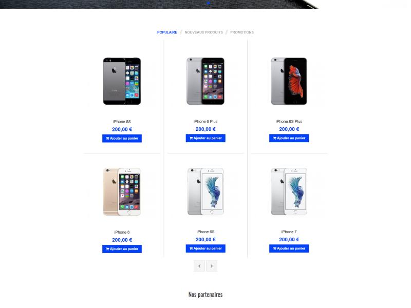 PMO (Phone Market Occasion)