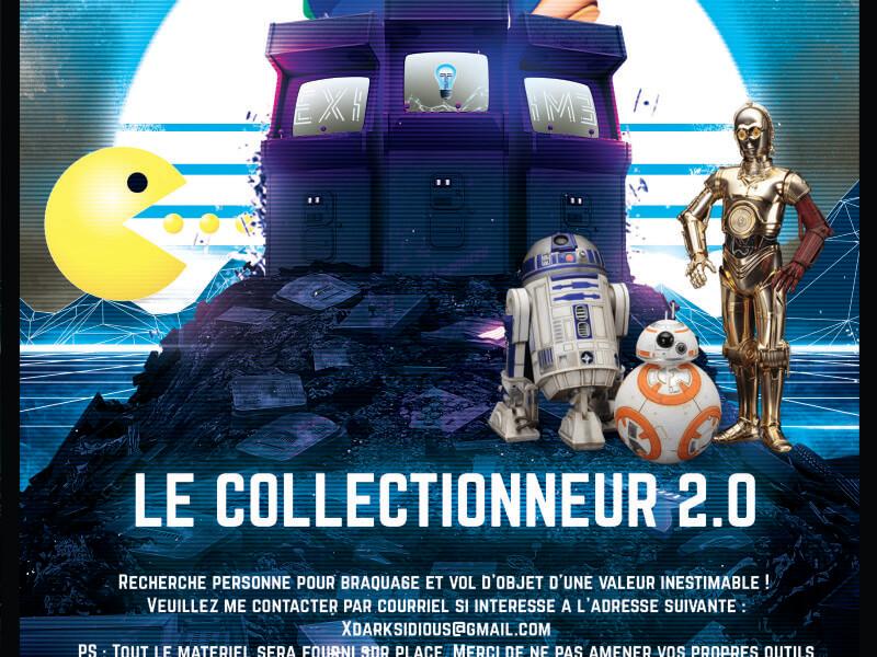 Le collectionneur 2.0