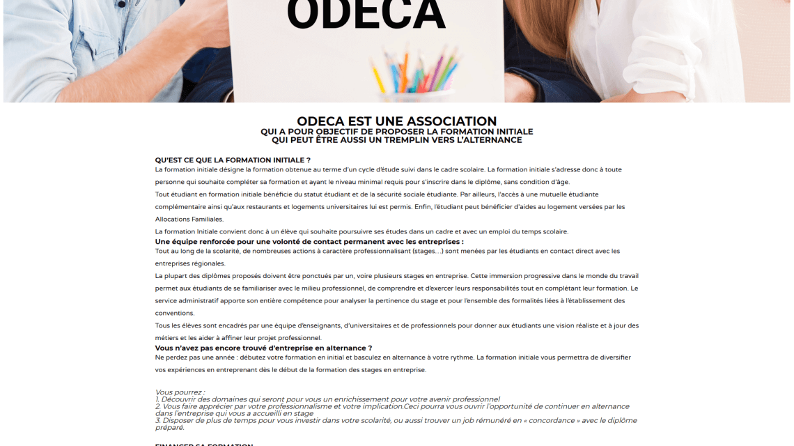 Odeca