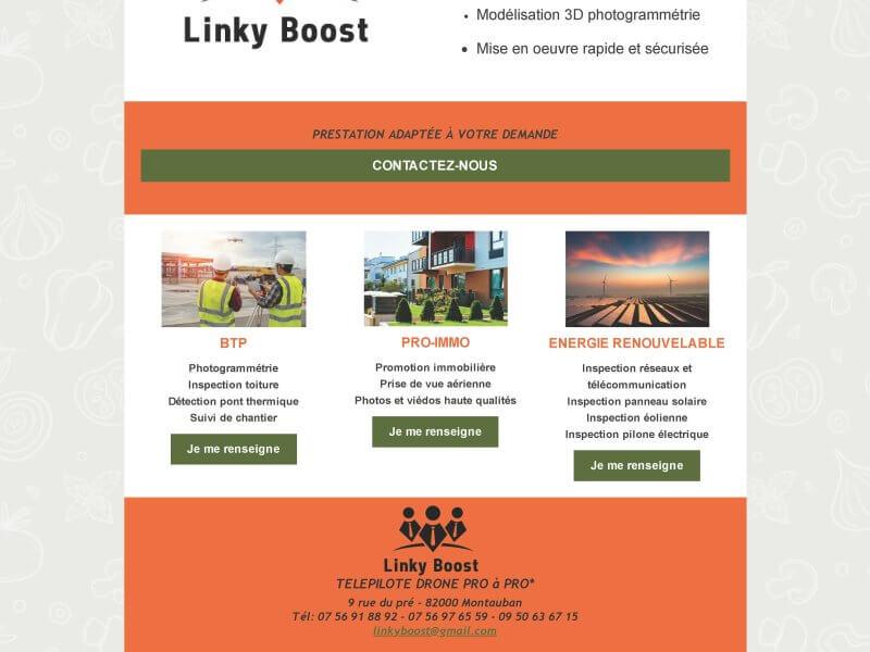 Linky Boost