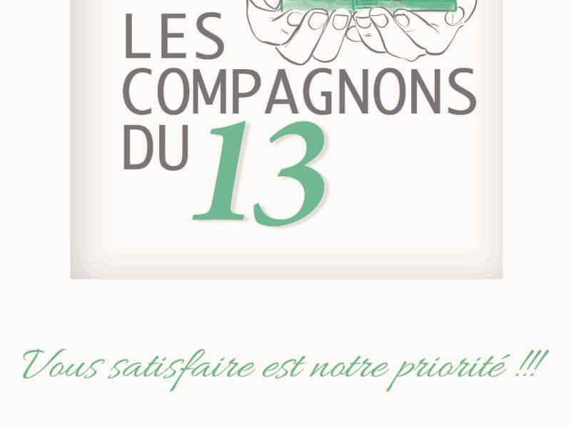 Les Compagnons du 13