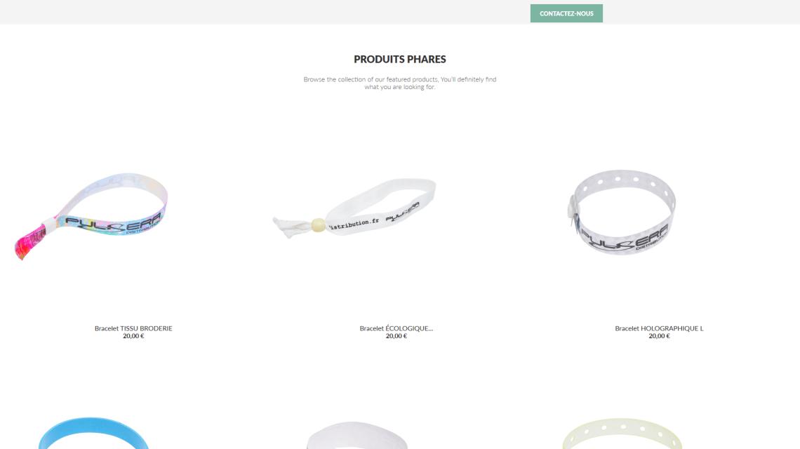 Event Bracelets