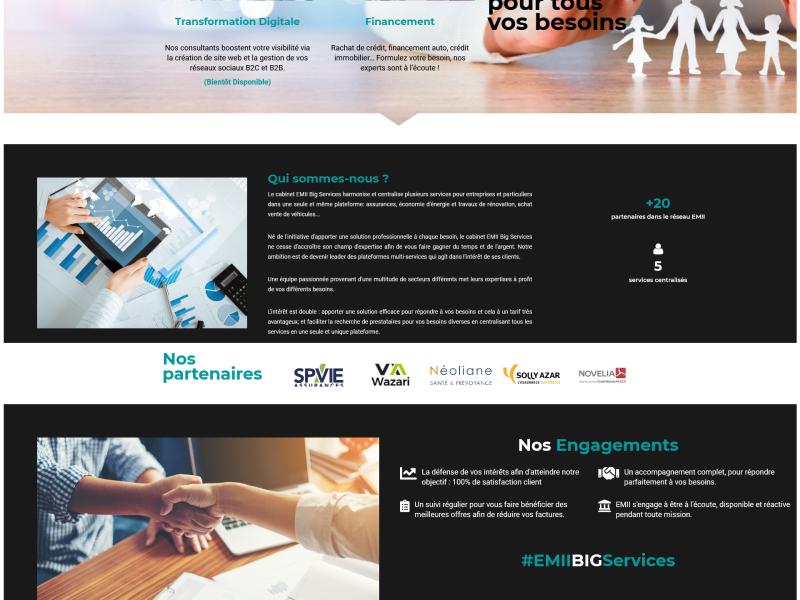 Big Services Assurances