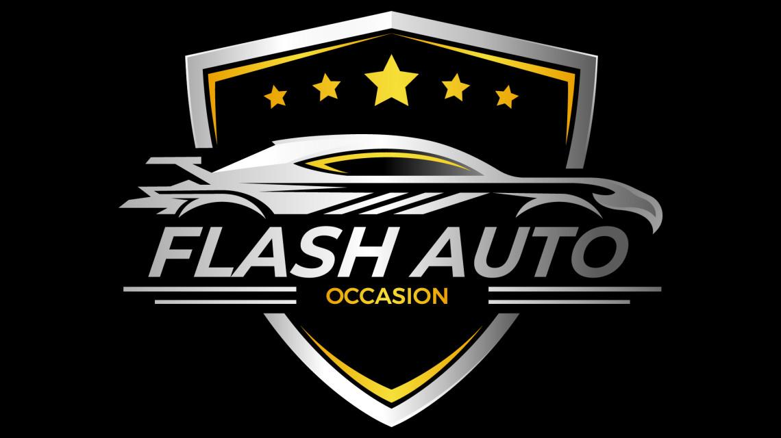 Logo Flash Auto Occasion